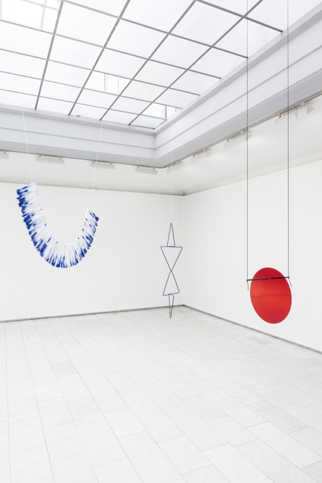 Eye in the Sky, installation view